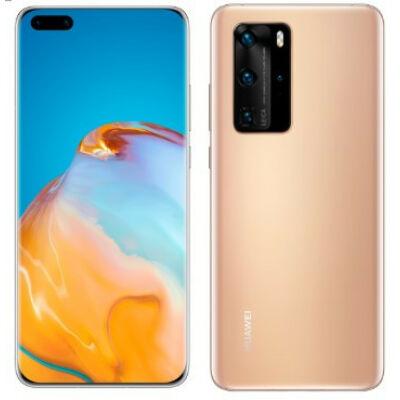 Huawei P40 Pro 256 GB Dual Sim arany