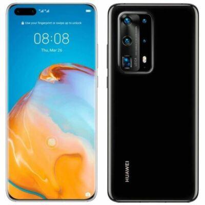 Huawei P40 Pro+ 5G 512 GB Dual Sim fekete