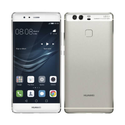 Huawei P9 ezüst