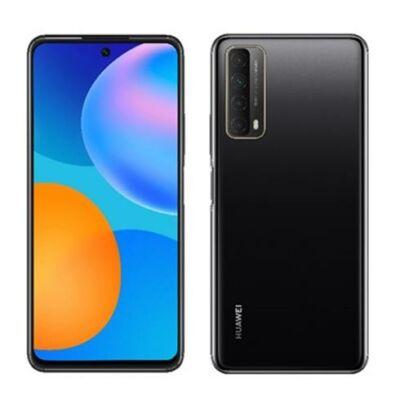 Huawei P Smart 2021 4/128 GB Dual Sim fekete