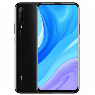 Huawei P Smart Pro 2019 128 GB Dual Sim fekete