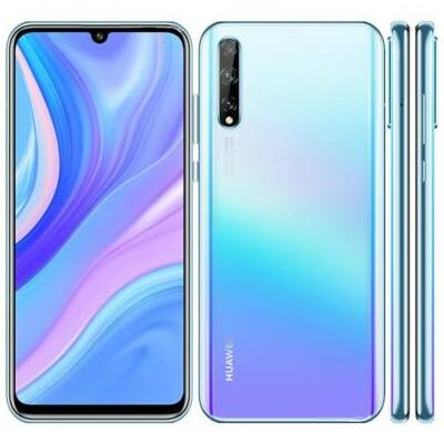 Huawei P Smart S 128 GB Dual Sim kristálykék