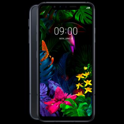 LG G8s ThinQ 128 GB Dual Sim fekete