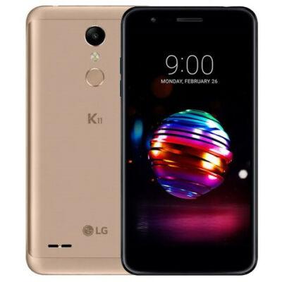 LG K11 Dual Sim arany
