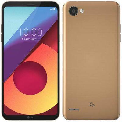 LG Q6 32 GB M700A Dual Sim arany