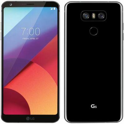 LG G6 H870 32 GB fekete