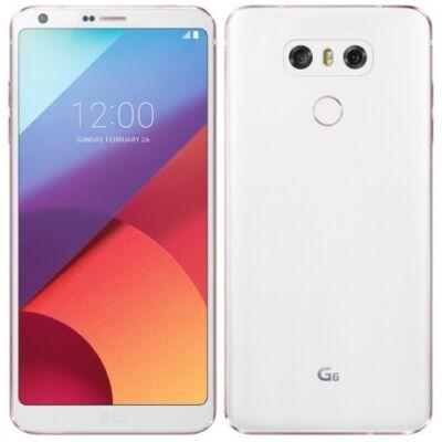 LG G6 H870 32 GB fehér