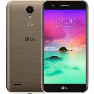 LG K10 M250N 2017 16 GB arany
