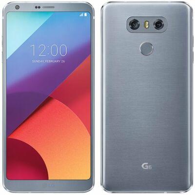 LG G6 H870 32 GB platina
