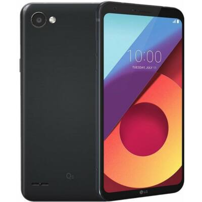 LG Q6 32 GB M700A Dual Sim fekete