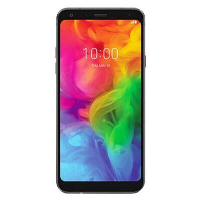 LG Q7 Dual Sim fekete