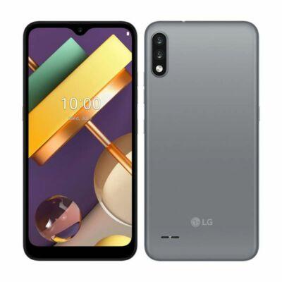 LG K22 Dual Sim titánium szürke