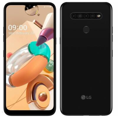 LG K41s Dual Sim fekete