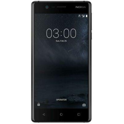 Nokia 3 Dual Sim fekete