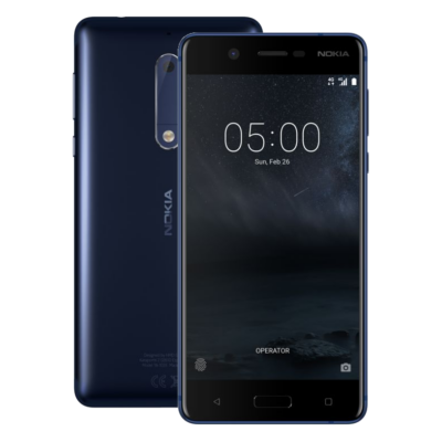 Nokia 5 Dual Sim kék