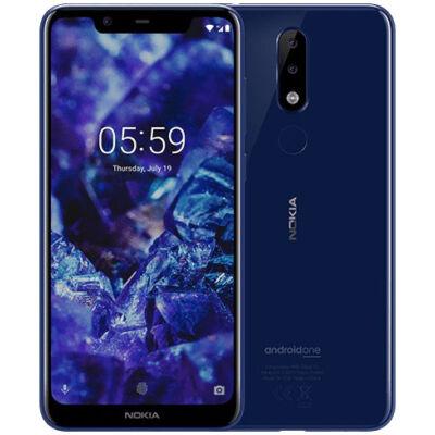 Nokia 5.1 Plus Dual Sim kék