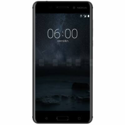 Nokia 6 fekete