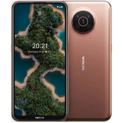 Nokia X20 5G  8/128 GB Dual Sim bronz