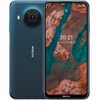 Nokia X20 5G  8/128 GB Dual Sim kék