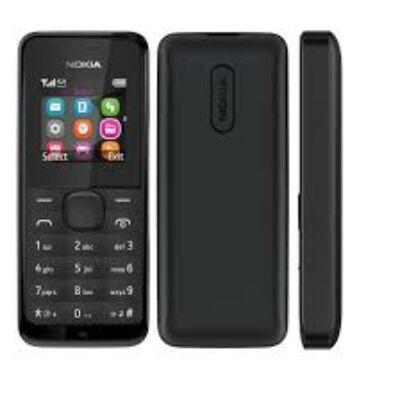 Nokia 105 fekete