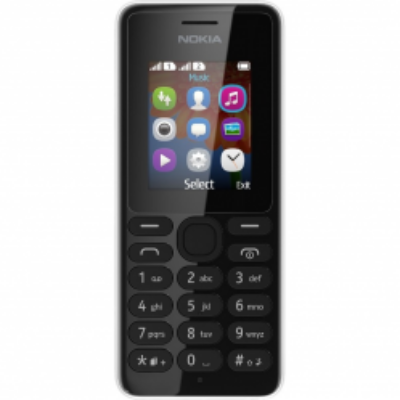 Nokia 108 fekete