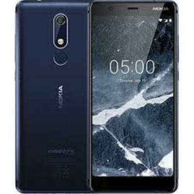 Nokia 5.1 Dual Sim kék