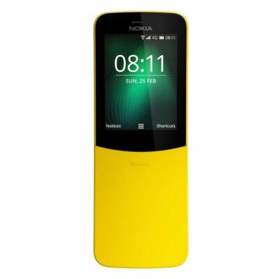 Nokia 8110 4G Dual Sim sárga