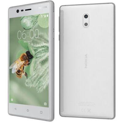 Nokia 3 Dual Sim ezüst