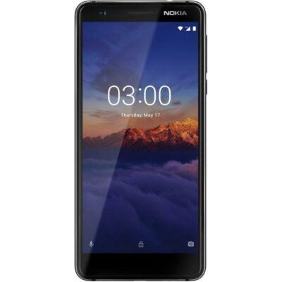 Nokia 3.1 Dual Sim fekete