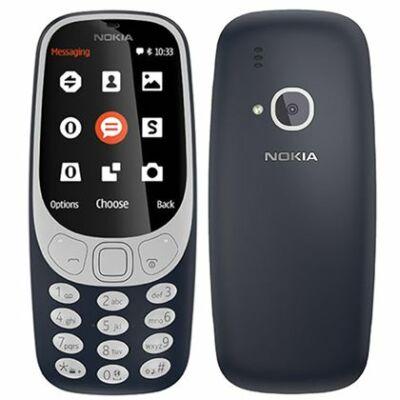 Nokia 3310 Dual Sim sötétkék