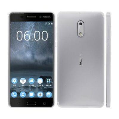 Nokia 6 ezüst
