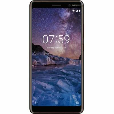 Nokia 7 Plus Dual Sim fekete
