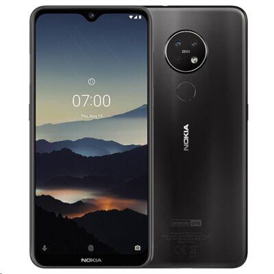 Nokia 7.2 6/128 GB Dual Sim sötétszürke