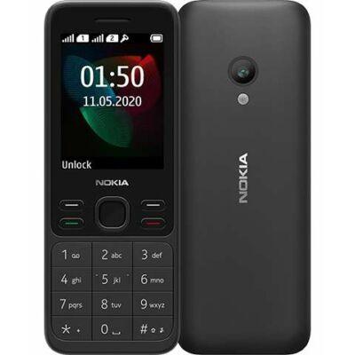 Nokia 150 (2020) Dual Sim fekete