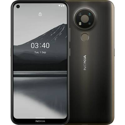 Nokia 3.4 Dual Sim szürke