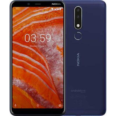Nokia 3.1 Plus Dual Sim kék