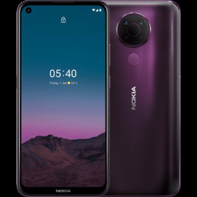 Nokia 5.4 4/64 GB Dual Sim lila
