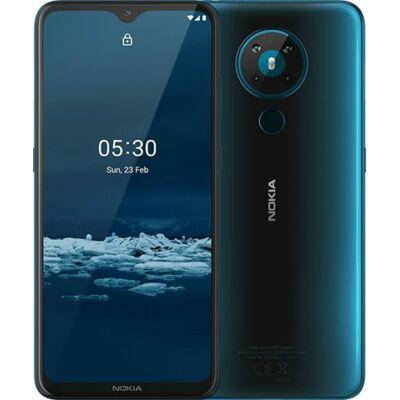 Nokia 5.3 4/64 Dual Sim kék