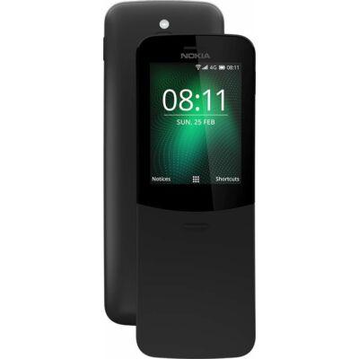 Nokia 8110 4G Dual Sim fekete