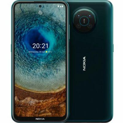 Nokia X10 5G  4/128 GB Dual Sim zöld