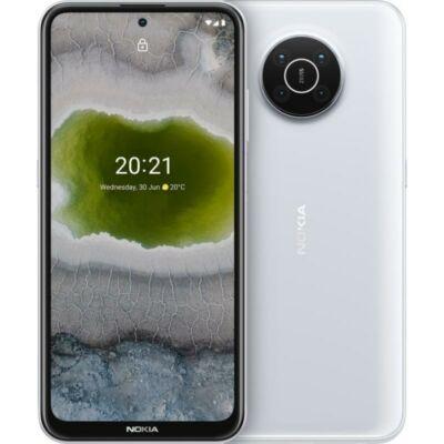Nokia X10 5G  4/128 GB Dual Sim fehér