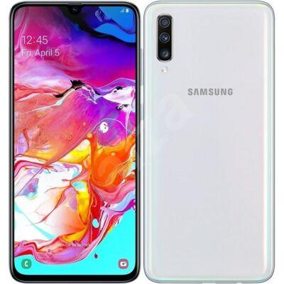 Samsung Galaxy A70 Dual Sim fehér