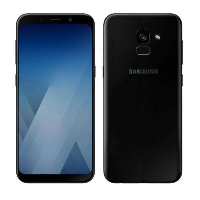 Samsung Galaxy A8 (2018) Dual Sim fekete