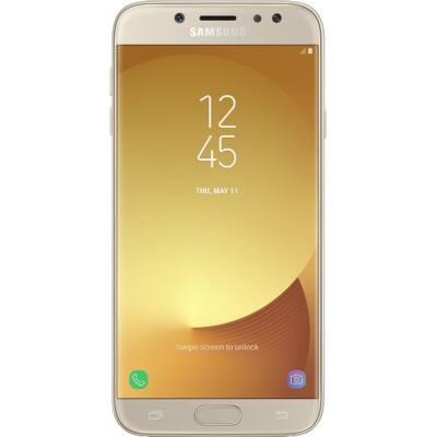 Samsung Galaxy J7 (2017) Dual Sim arany
