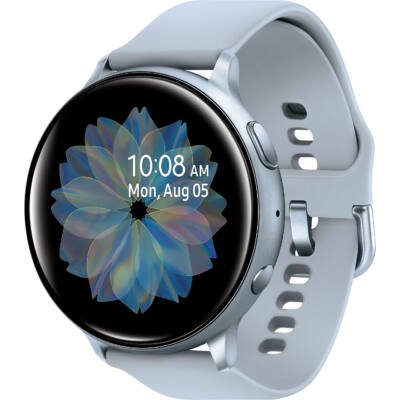 Samsung Galaxy Watch Active 2 40 mm R830 Aluminium ezüst