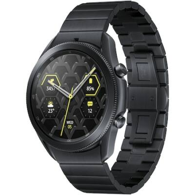 Samsung Galaxy Watch Active 3 45 mm (R840) titánszürke