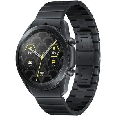 Samsung Galaxy Watch Active 3 45 mm (R840) titánszürke