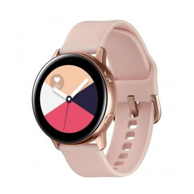 Samsung Galaxy Watch Active R500 rozéarany