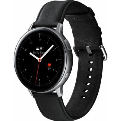 Samsung Galaxy Watch Active 2 44 mm R820 rozsdamentes acél ezüst