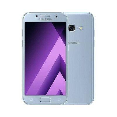 Samsung Galaxy A3 (2017) kék